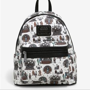 Loungefly X Star Wars backpack